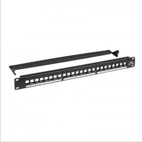 PATCH PANEL GIGALAN CAT6 24P DESCARREGADO
