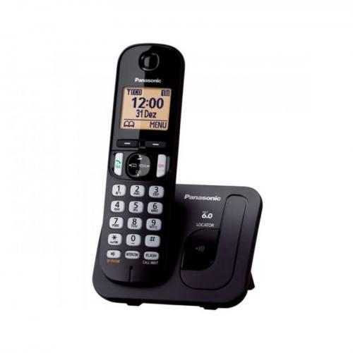 TELEFONE PANASONIC SEM FIO TGC210
