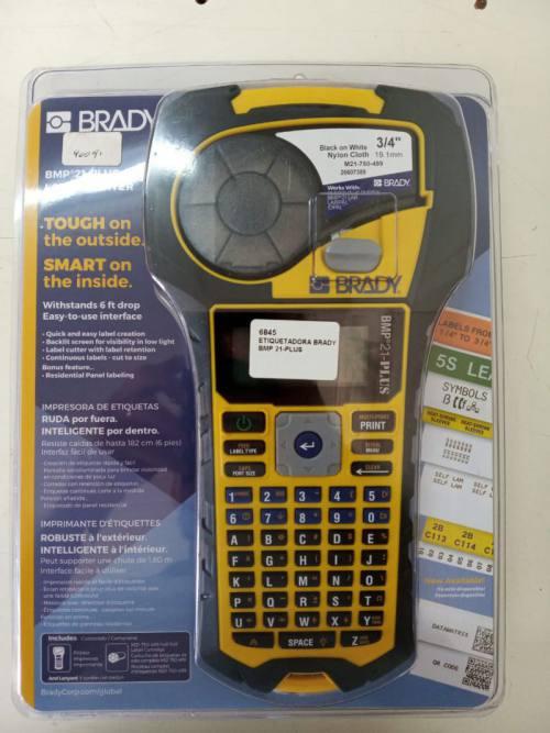 IMPRESSORA BRADY R$ 790,00 (Retirar na loja)
